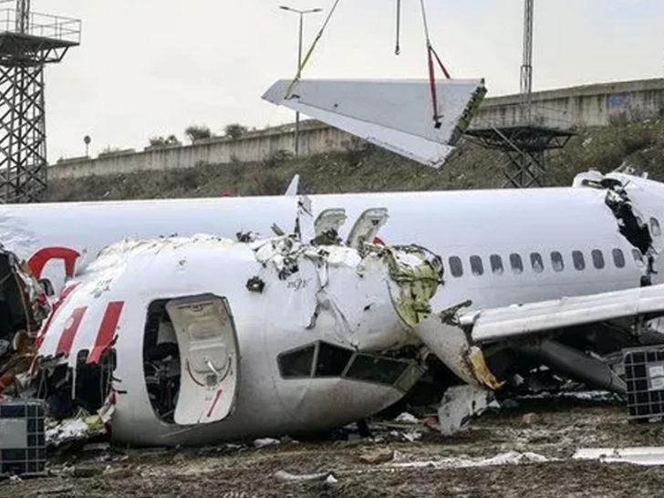 Sabiha Gökçen'deki uçak kazasıyla ilgili yeni gelişme! Pilotun ev hapsi kaldırıldı