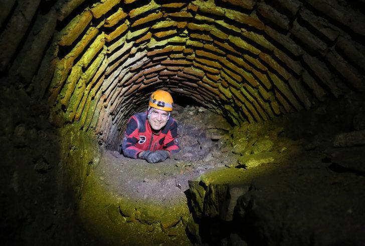 Ayasofya'yı bin 483 yıldır ayakta tutan yer altı yapıları keşfedildi