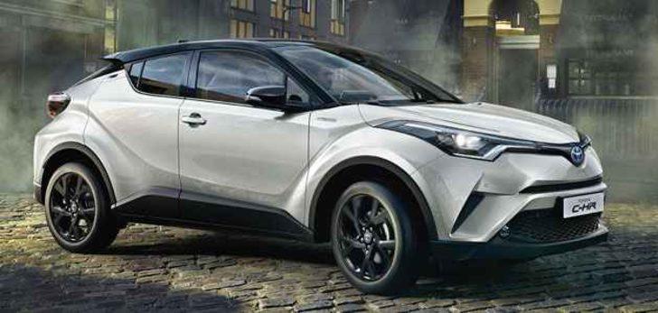 ÖTV'den sonra Toyota C-HR fiyat listesi