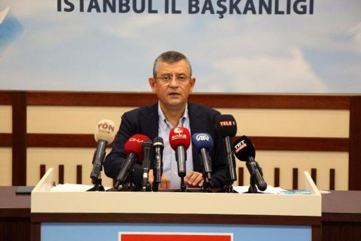 CHP'li Özgür Özel'den Mümtaz Türköne'nin tahliyesiyle ilgili açıklama