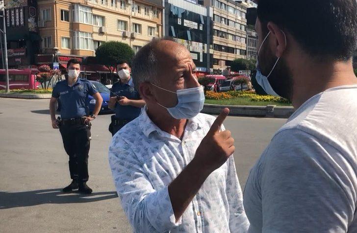 Trafik cezasına sinirlenen eski milletvekili İhsan Barutçu'dan polise hakaret