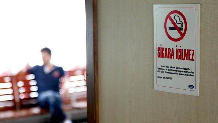 Erzincan'da sokakta sigara içmek yasaklandı