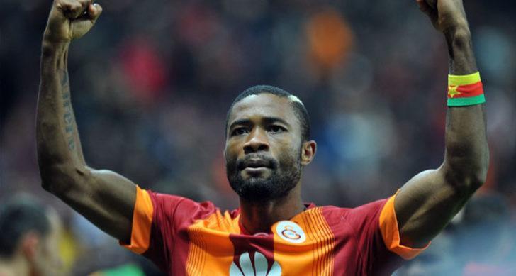 Aurelien Chedjou resmen Adana Demirspor'da!