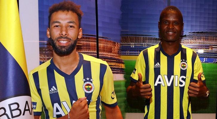 Fenerbahçe'ye Galatasaray derbisi öncesi Nazım Sangare ve Samatta müjdesi!