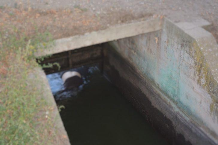 Ayağı kayıp suya düşen yaşlı kadın hayatını kaybetti