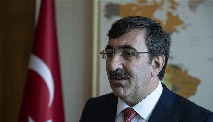 AK Parti'li Cevdet Yılmaz koronavirüse yakalandı thumbnail