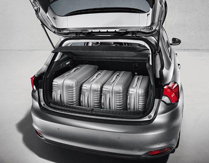 Bagajı en geniş HB arabalar listesi