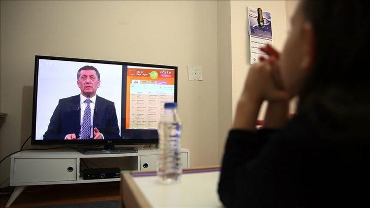 Bugün EBA TV'de hangi dersler var? EBA TV ortaokul yayın akışı nasıl? EBA TV ortaokul haftalık ders programı!