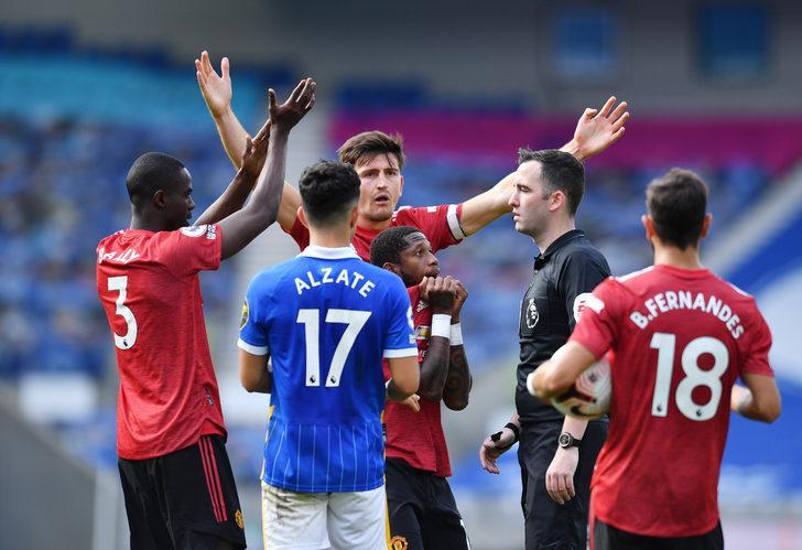 ÖZET | Brighton 2-3 Manchester United