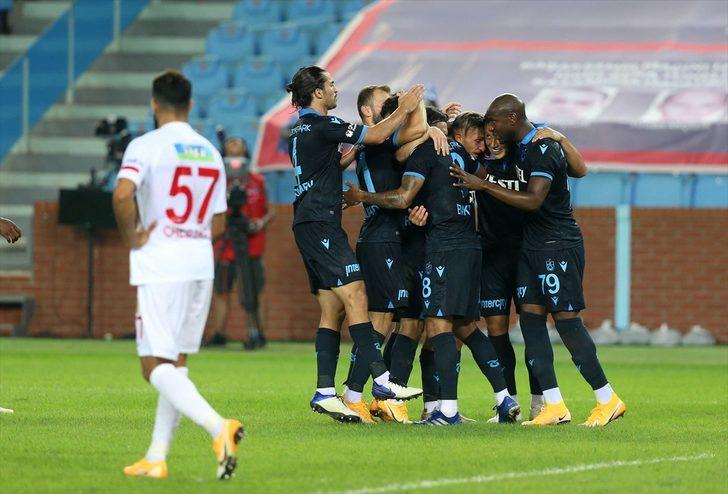 ÖZET | Trabzonspor - Yeni Malatyaspor: 3-1