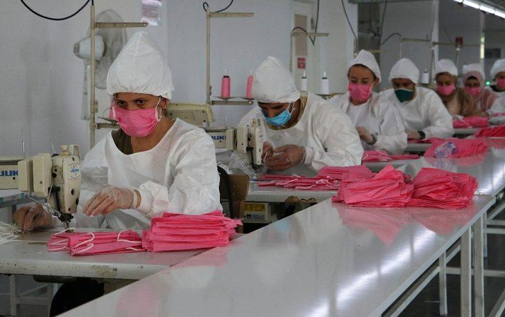 Koronavirüsü öldüren maske! Adana'da seri üretime geçildi