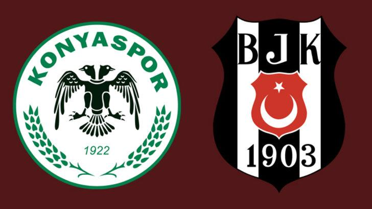 Konyaspor-Beşiktaş maçı ne zaman, hangi kanalda?  Konyaspor-Beşiktaş maçı saat kaçta?