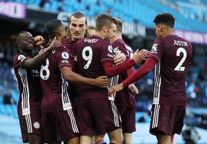 ÖZET   Leicester City 5-2 Manchester City