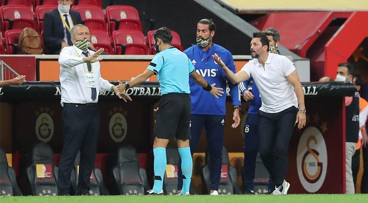 Galatasaray-Fenerbahçe derbisinde 12 sarı kart çıktı!