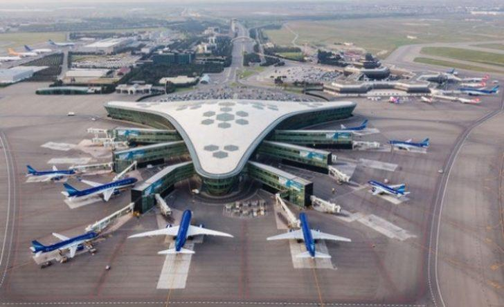 Azerbaycan tüm yurt dışı uçuşlarını iptal etti!
