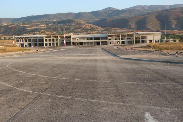 Tokat yeni havaalanı ne zaman açılacak?