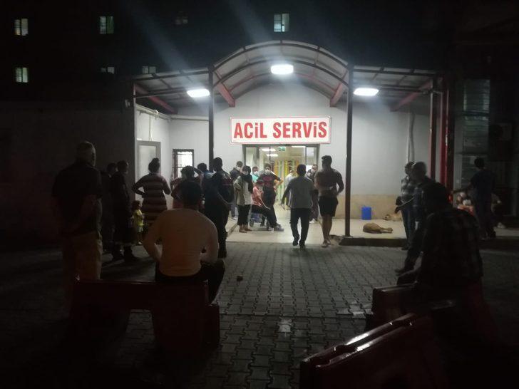Yakınları sinir krizi geçirdi! İzmir'de alkollü koca dehşeti