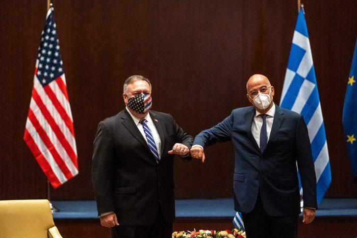 ABD ve Yunanistan'dan Doğu Akdeniz açıklaması