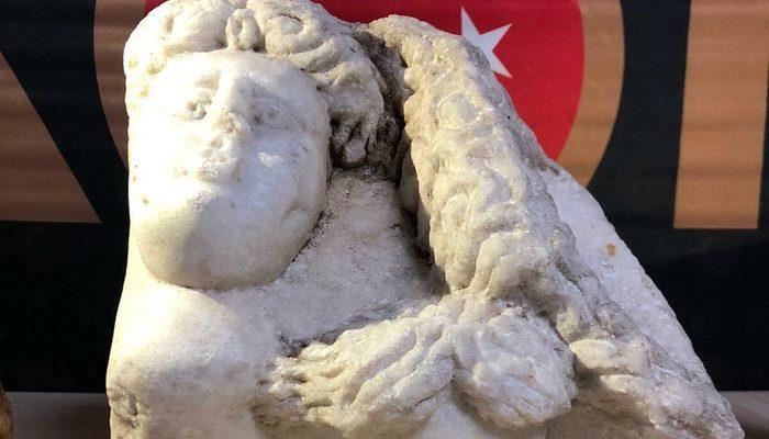 Muğla'da bulundu! Hepsi Roma dönemine ait thumbnail