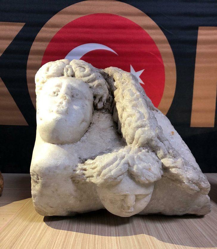 Muğla'da bulundu! Hepsi Roma dönemine ait