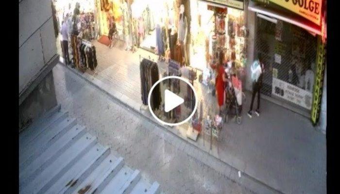 Görüntüleri yayınlayınca pişman olmuşlar! Hırsızlığın böylesi thumbnail