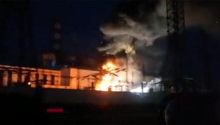 Rusya'da otelde dev yangın thumbnail