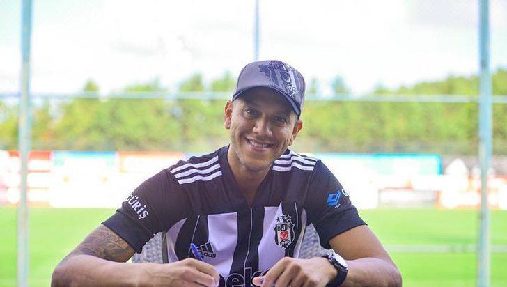 Beşiktaş'ta Josef de Souza'nın lisansı çıkarıldı