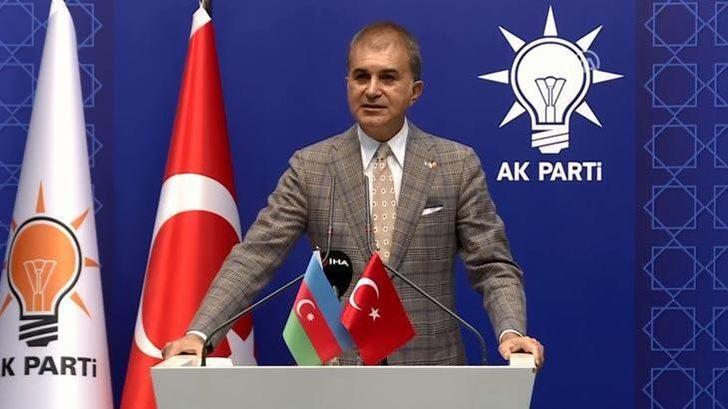 Son dakika! AK Parti Sözcüsü Ömer Çelik'ten önemli açıklamalar