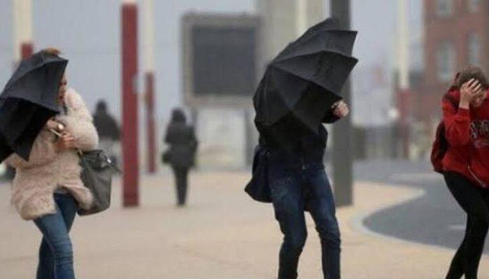 Meteoroloji'den 5 il için uyarı! Kuvvetli rüzgar ve fırtına bekleniyor thumbnail