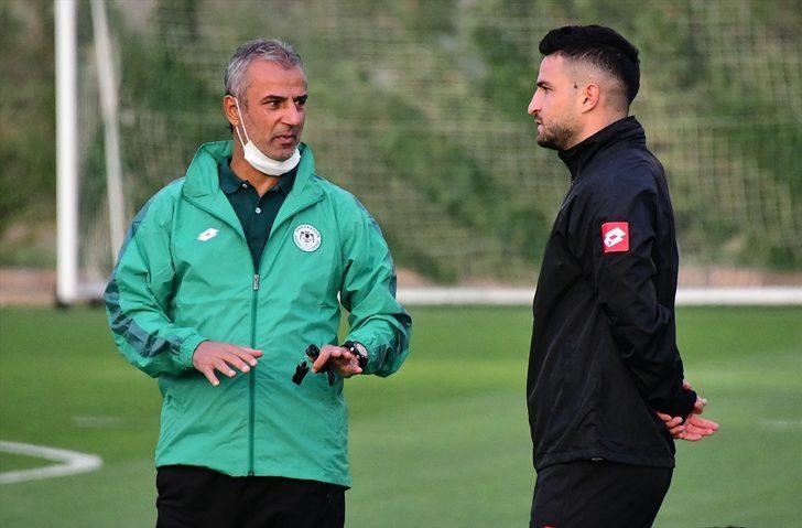 Konyaspor'da Denizlispor maçı hazırlıkları