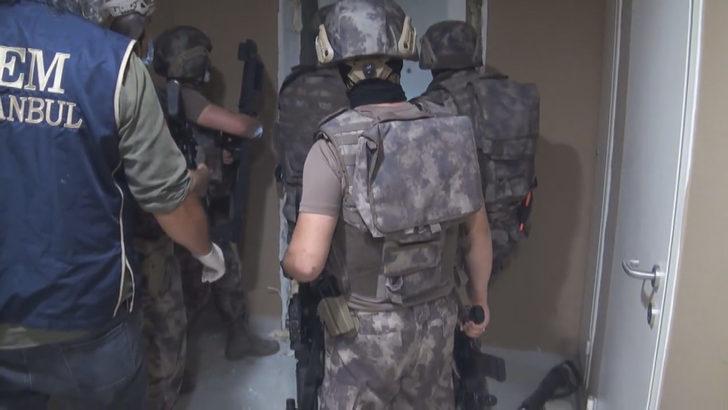 İstanbul'da DEAŞ operasyonu: 13 gözaltı