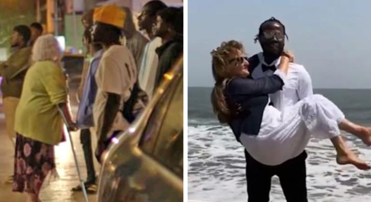 Seks turizmi için Gambiya'ya giden yaşlı kadınlar şoke etti!