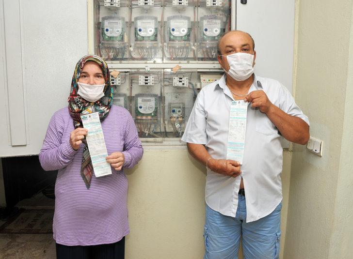 Antalya'da ilginç olay: 3,5 yıl boyunca yanlışlıkla birbirlerinin faturasını ödemişler