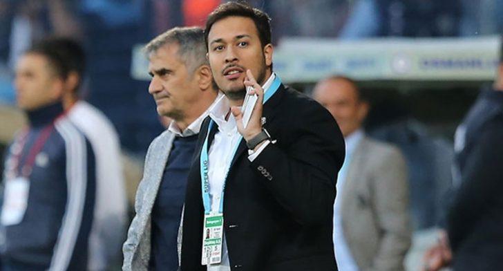 Beşiktaş Futbol Direktörü Ali Naibi, görevinden istifa etti!