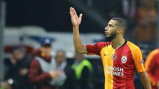 Galatasaray'da Belhanda ortalığı karıştırdı!