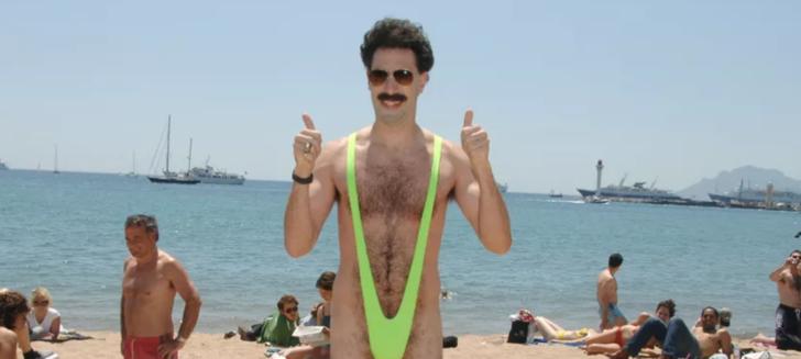 Geri dönüyor! Borat 2'nin yayın tarihi belli oldu
