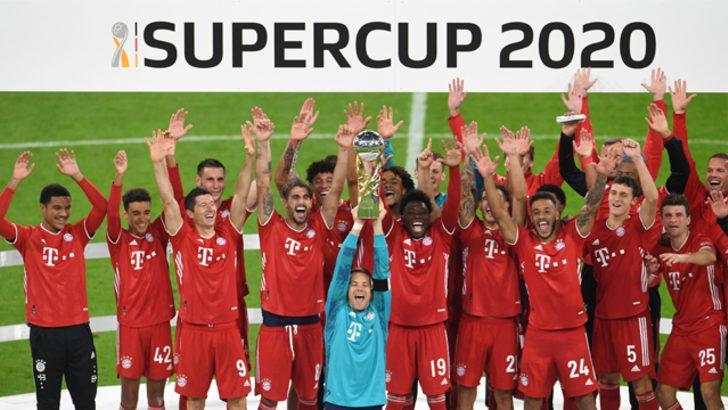 ÖZET   Bayern Münih - Borussia Dortmund maç sonucu: 3-2