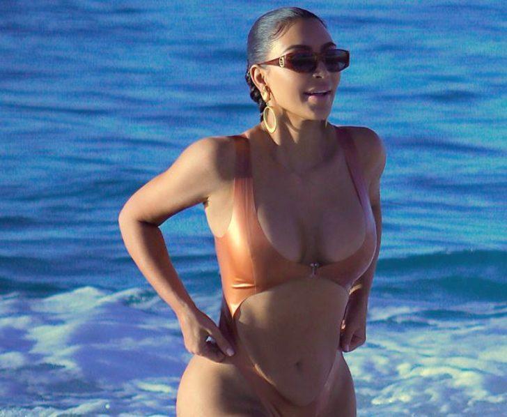 Kim Kardashian'ın Türkiye yorumu olay olmuştu! Kardashian'a mesaj yağmuru