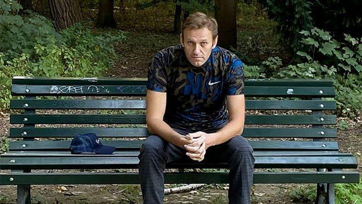 Navalny: Zehirlenmemin arkasında Putin var