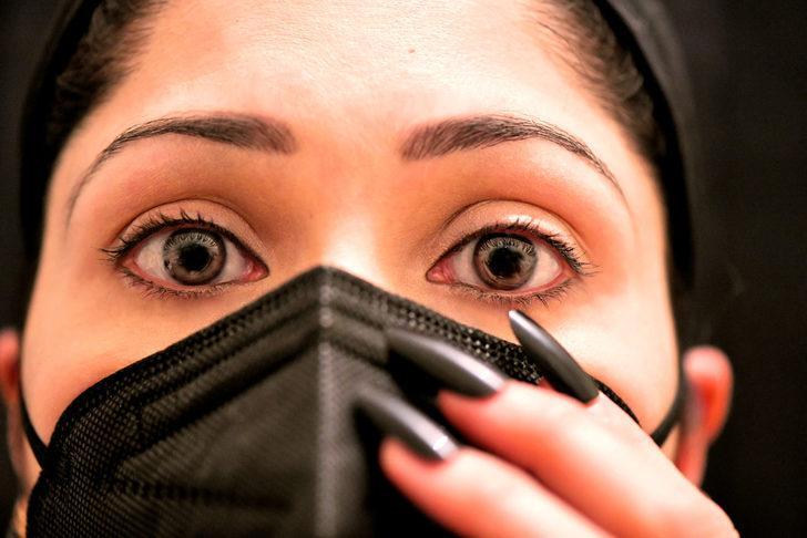 Kırmızı göz uyarısı: Koronavirüs belirtisi olabilir!