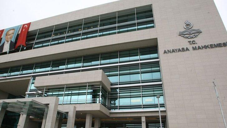 Anayasa Mahkemesi, CHP'nin baro başvurusunu reddetti