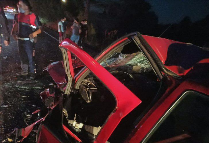 Muğla'nın Köyceğiz ilçesinde feci kaza! 1 ölü, 1 yaralı