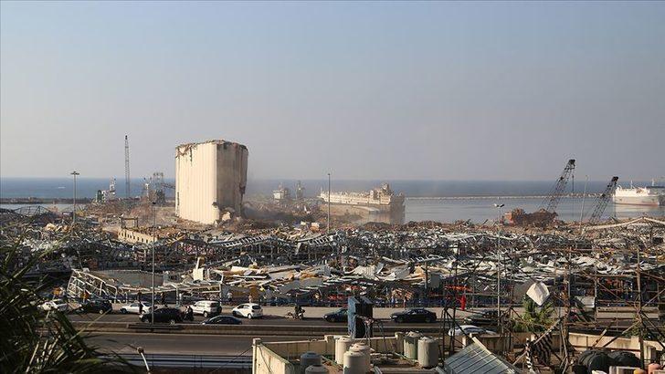 Beyrut Limanı'na amonyum nitrat taşıyan geminin sahibi ve kaptanı hakkında yakalama kararı
