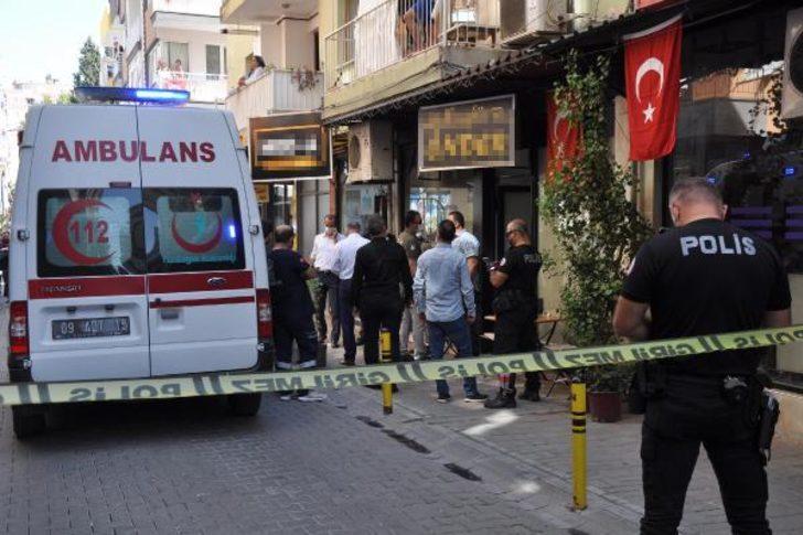 Aydın'da korkunç cinayet! Kuaföre sığınan kadına kurşun yağdırdı