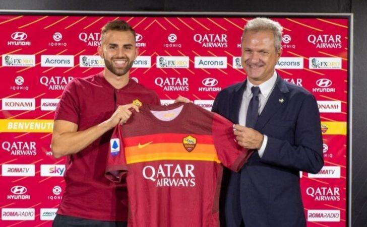 Roma, Real Madrid'den Borja Mayoral'i transfer etti