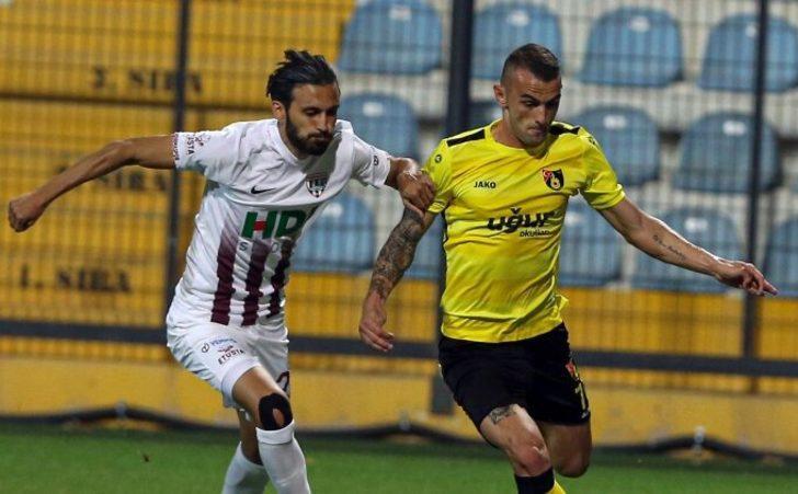 MAÇ SONUCU | İstanbulspor - Bandırmaspor: 2-1