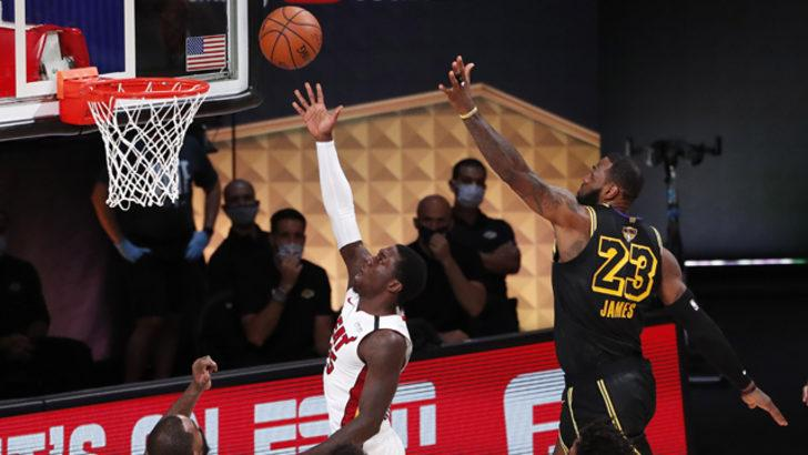 NBA finalinde Los Angeles Lakers seriyi 2-0 yaptı