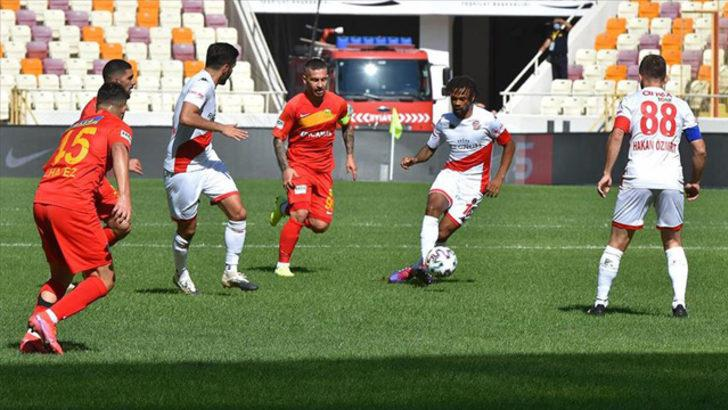 ÖZET | Yeni Malatyaspor- Antalyaspor maç sonucu: 1-0