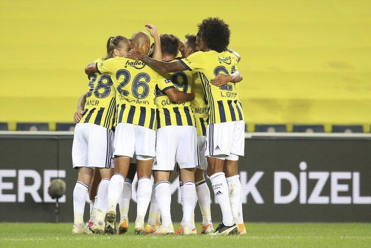 ÖZET | Fenerbahçe - Fatih Karagümrük: 2-1