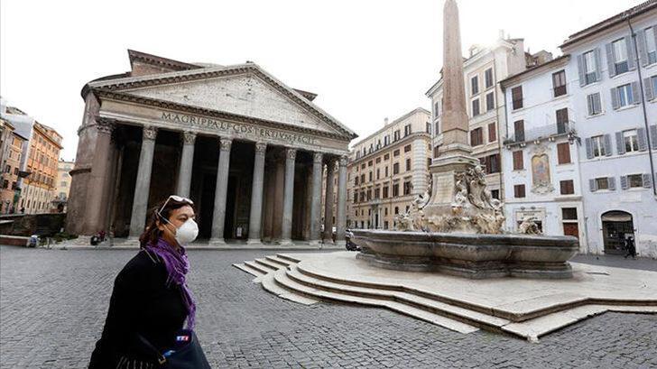 İtalya'da Kovid-19 salgınında 2 bin 844 yeni vaka tespit edildi
